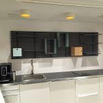 moderne minimalistisk nordisk indretning wallume køkken indretning