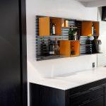 moderne nordisk indretning wallume hylde køkken indretning