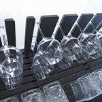 moderne minimalistisk nordisk indretning wallume glas hylde indretning